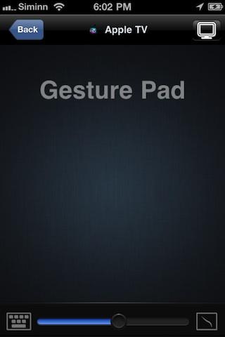 Gesture Pad
