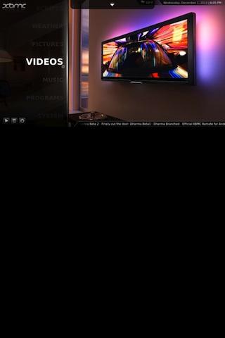 RemoteView in fullscreen