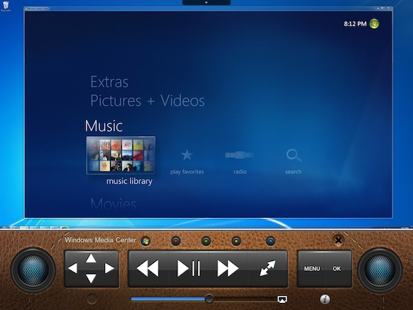 Audio Streaming with AirPlay support