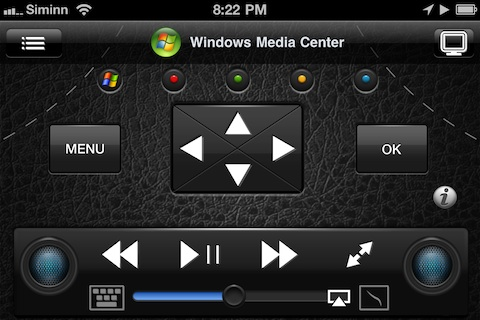Audio streaming enabled